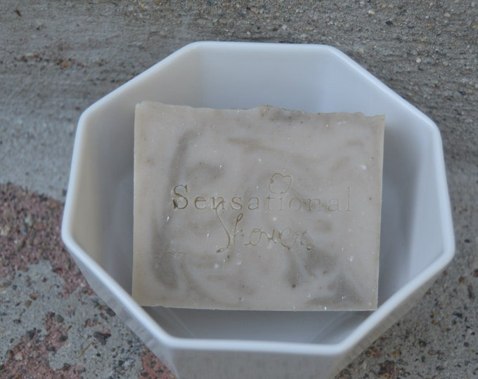 Dead Sea Mud Artisan Soap Bar 5oz