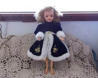 Revlon Ideal Doll VT 18 Ideal on neck,Ideal Doll,Vintage Doll, Vintage Toys,Toys,  :) S