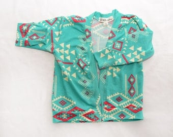 Mint Tribal Cardigan from MINT COLLECTION