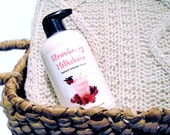 Strawberry Milkshake Lotion - Body Butter in a Pump Bottle - Vegan Lotion with Organic Ingredients - 8oz