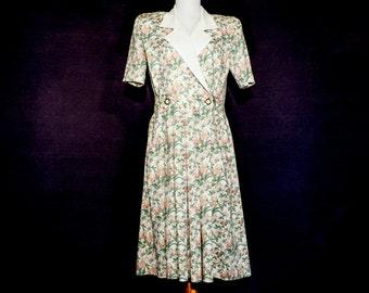 Sweet floral dress by Stuart Alan