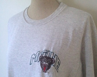 RARE: Vintage University of Maine 90s Tshirt