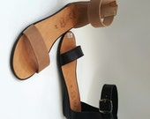New Comfortable Leather Sandals