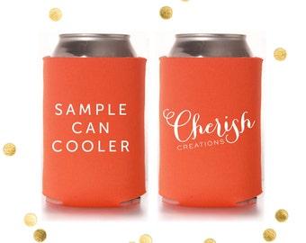 Can Cooler Sample - Koosie Huggie