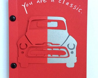 You Are A Classic (57 Chevy Truck) Card