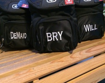 OGIO  Coolers  6-12 can monogrammed set of 9