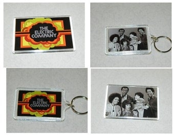 The electric company Magnet or keychain Choice of Images