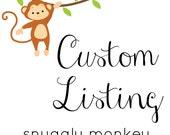Custom Listing for Laura