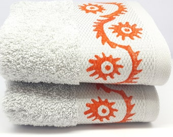 Grey towel/Towel store/Turkish towel/Best price/Handmade/Sultan towel/Sultan/Bathroom/Orange suns/Towelstore/Hittite twinsun/Turkish hammam