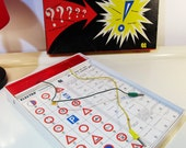 Vintage Collector ELECTRO Electronic Question and Answer Game    Multi ELECTRO Game made by Jumbo - Dutch version  1960s