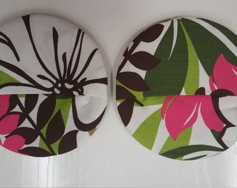 Wine Glass Coasters - Set of 2