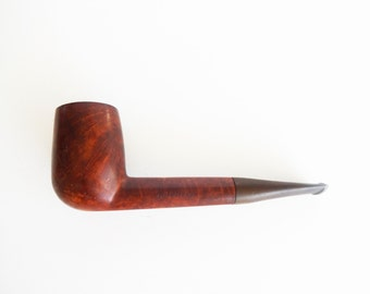Vintage Algerian Briar Smoking Pipe