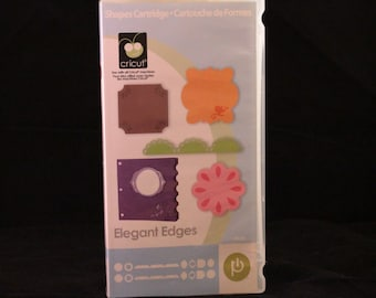Elegant Edges - Cricut Cartridge