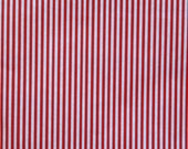 Vintage Kaycrest CHRISTMAS Gift Wrap - Wrapping Paper - CANDY STRIPE - with coordinating gift tag - 1950s