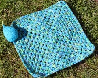 Fig Bunny Comforter Blanket for Rabbits