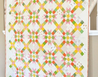 The Carol Quilt Pattern