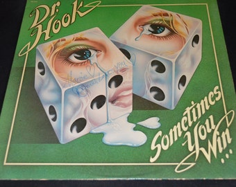 Vintage Vinyl Record Dr. Hook: Sometimes You Win Album SW-12018