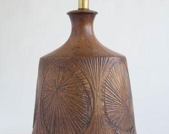 David Cressey Ceramic Table Lamp