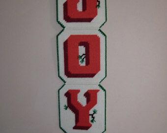 Christmas - Joy Sign