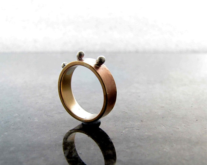 Bronze Princess Ring