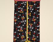 Mickey Mouse Curtain for Laura