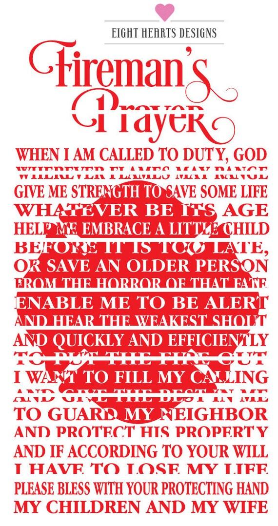 Life Alert Reviews >> Firemans Prayer SVG Cutable Knock out Maltese Cross Design