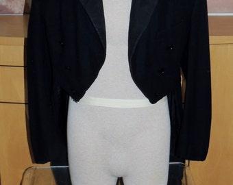 1920s Mens Swallow Tail Coat