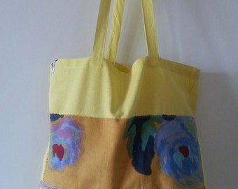 Cotton Tote Shopper Bag