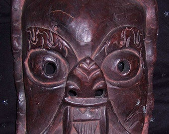 Nepalese Spirit Mask