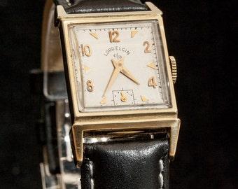 Lord Elgin 1951 mens wristwatch