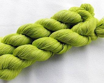 Merino Silk LACE  handpainted   LACE Yarn, 80 Wool, 20 Silk 100g 3.5 oz.  Nr. 109