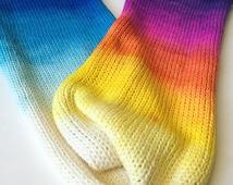 Just Beachy, Sock Blank Yarn
