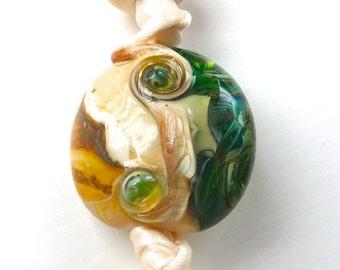 Handmade Focal Bead
