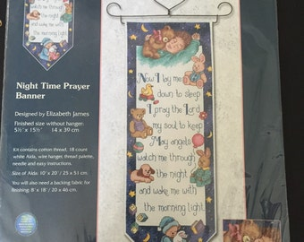 Night Time Prayer Banner