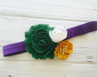 Mardi Gras headband, adult mardi gras headband, child headband