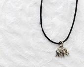 Elephant Necklace / men's jewelry / women's jewelry / women / men / teen jewelry / boys jewelry / girls jewelry