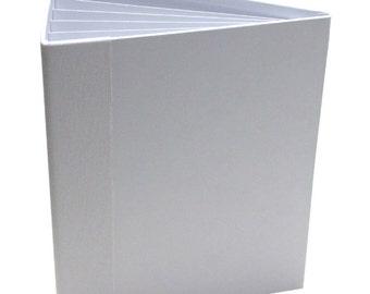 Heartfelt Creations 3D Flip Fold Album White