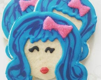 1 DOZEN Hairspray Cookies