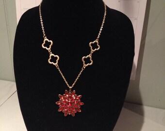 Princess Kakyuu-inspired necklace Sailor Moon