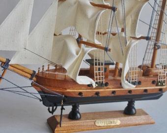 Mayflower Model Ship By Heritage Mint Ltd.