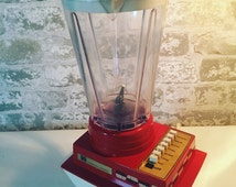 Retro Red Blender