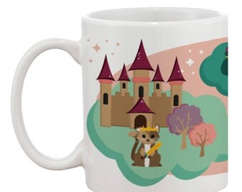 Woodland Fairytale Mug