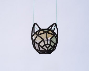 Special Edition RUBBER CAT LARGE by Kati Jerabek