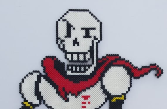 100+ Undertale Papyrus Pixel Art Easy HD Wallpapers – My Sweet Home