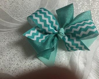 Beautiful Triple stock hair bow