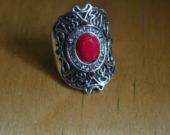 Vintage ancient Egyptian ring