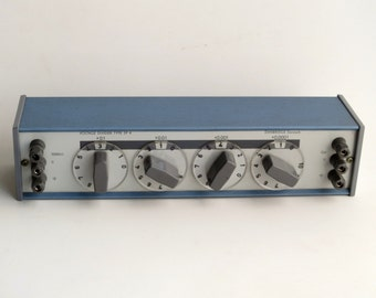 Danbridge (Denmark) type SP 4 precision voltage divider
