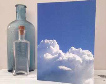 Cloud Note Cards - Greetings Card - All Occasions - Blank Cards - Photo Cards