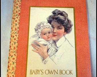 Vintage Babys Own Book