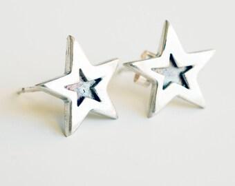 Sweet Star Earrings.